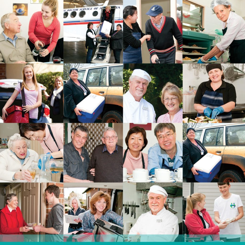 Meals on Wheels -